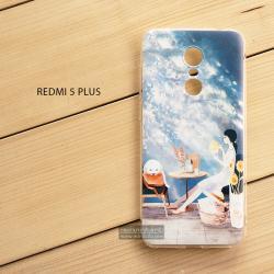 เคส Redmi 5 Plus เคสนิ่ม TPU พิมพ์ลาย แบบที่ 12