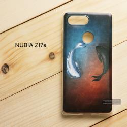 เคส Nubia Z17s เคสนิ่ม TPU พิมพ์ลาย แบบที่ 5