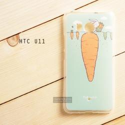 เคส HTC U11 เคสนิ่ม TPU พิมพ์ลาย แบบที่ 4