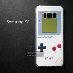 เคส Samsung Galaxy S8 เคสนิ่ม TPU พิมพ์ลาย แบบที่ 1