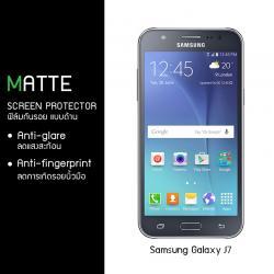 ฟิล์มกันรอย Samsung Galaxy J7 แบบด้าน