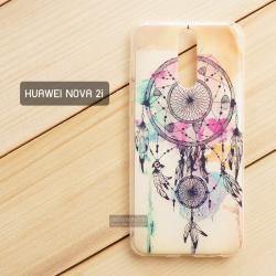 เคส Huawei NOVA 2i เคสนิ่ม TPU พิมพ์ลาย แบบที่ 21 Dream Catcher