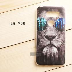 เคส LG V30 เคสนิ่ม TPU พิมพ์ลายแบบที่ 2