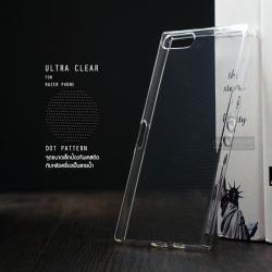 เคส Razer Phone เคสนิ่ม ULTRA CLEAR พร้อมจุดขนาดเล็กป้องกันเคสติดกับตัวเครื่อง สีใส