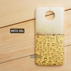 เคส Moto G5s เคสนิ่ม TPU พิมพ์ลาย แบบที่ 1
