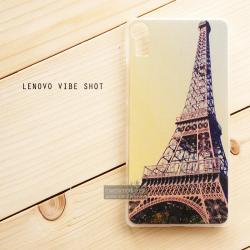 เคส Lenovo Vibe Shot เคสแข็งพิมพ์ลายแบบที่ 2