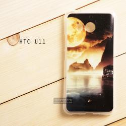 เคส HTC U11 เคสนิ่ม TPU พิมพ์ลาย แบบที่ 7