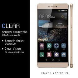 ฟิล์มกันรอย Huawei Ascend P8 แบบใส