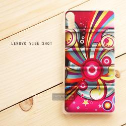 เคส Lenovo Vibe Shot เคสแข็งพิมพ์ลายแบบที่ 6