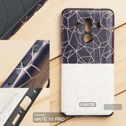 เคส Huawei Mate 10 Pro เคสนิ่มพิมพ์ลายนูน สามมิติ 3D (ลายคลุมขอบ) แบบ 1
