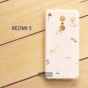 เคส Redmi 5 เคสนิ่ม TPU พิมพ์ลาย แบบที่ 7