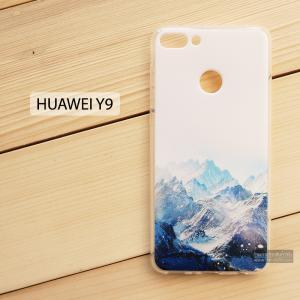 เคส Huawei Y9 (2018) เคสนิ่ม TPU พิมพ์ลาย แบบที่ 15
