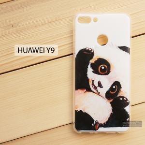 เคส Huawei Y9 (2018) เคสนิ่ม TPU พิมพ์ลาย แบบที่ 21