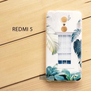 เคส Redmi 5 เคสนิ่ม TPU พิมพ์ลาย แบบที่ 5