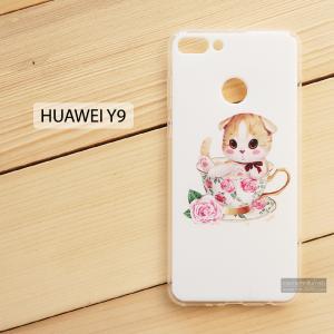 เคส Huawei Y9 (2018) เคสนิ่ม TPU พิมพ์ลาย แบบที่ 13