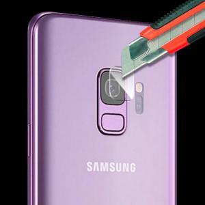 (ราคาแลกซื้อ เฉพาะลูกค้าที่สั่งเคสหรือฟิล์มกระจกหน้าจอ ภายในออเดอร์เดียวกัน) กระจกนิรภัยกันเลนส์กล้อง Samsung Galaxy S9