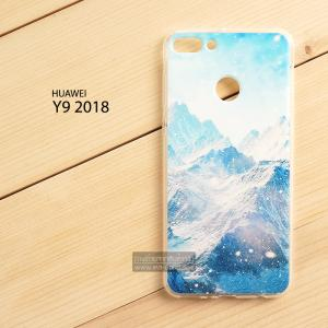 เคส Huawei Y9 (2018) เคสนิ่ม TPU พิมพ์ลาย แบบที่ 36