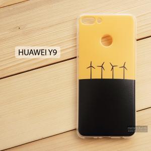 เคส Huawei Y9 (2018) เคสนิ่ม TPU พิมพ์ลาย แบบที่ 10