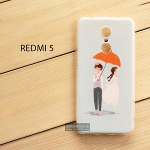 เคส Redmi 5 เคสนิ่ม TPU พิมพ์ลาย แบบที่ 4