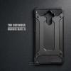 เคส Huawei Mate 9 เคสบั๊มเปอร์ (เสริมขอบกันกระแทก) สีดำ Hybrid Protection
