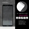 กระจกนิรภัย-กันรอย (แบบพิเศษ) ขอบมน 3D Huawei Nova 2i ความทนทานระดับ 9H (เต็มจอ โค้งรับหน้าจอ) สีดำ