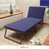 เตียงพับแบบพกพา รุ่น BB01 (รุ่นประหยัด) สีน้ำเงิน