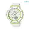 นาฬิกาผู้หญิง CASIO Baby-G รุ่น BGS-100-7A2 FOR RUNNING SERIES (ซีรีย์เพื่อนักวิ่ง)