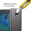 (ราคาแลกซื้อ เฉพาะลูกค้าที่สั่งเคสหรือฟิล์มกระจกหน้าจอ ภายในออเดอร์เดียวกัน) กระจกนิรภัยกันเลนส์กล้อง MOTO G5 Plus
