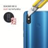 (แพ็ค 2 ชิ้น) กระจกนิรภัยกันเลนส์กล้อง Xiaomi Mi 8
