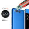 (ราคาแลกซื้อ เฉพาะลูกค้าที่สั่งเคสหรือฟิล์มกระจกหน้าจอ ภายในออเดอร์เดียวกัน) กระจกนิรภัยกันเลนส์กล้อง Xiaomi Mi Note 3