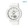 นาฬิกาผู้หญิง CASIO Baby-G รุ่น BGS-100-7A1 FOR RUNNING SERIES (ซีรีย์เพื่อนักวิ่ง)