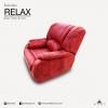 เก้าอี้โซฟา เก้าอี้ปรับนอน ปรับเอนนอน ได้ด้วยระบบไฟฟ้า รุ่น Relax 1-3 ที่นั่ง Recliner พักผ่อน