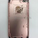 บอดี้ iPhone 7 plus ชมพู อะไหล่ไอโฟน อะไหล่ iphone