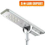 ASL06 โคมไฟถนนโซล่าเซลล์อัจฉริยะ Hi-Spec รุ่น ความสว่าง 6,000 Lumens