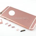 อะไหล่ไอโฟน อะไหล่ iphone บอดี้ 6s สีชมพู
