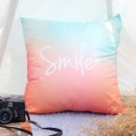 Smile Decorative Pillow 20""