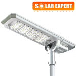 ASL04 โคมไฟถนนโซล่าเซลล์อัจฉริยะ Hi-Spec รุ่น ความสว่าง 4,000 Lumens