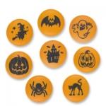 """Gunthart Halloween Sugar dots """"Halloween"""" น้ำตาลตกแต่ง 2834 (1*12)"""