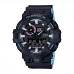นาฬิกา คาสิโอ้ Casio G-Shock Special Pearl Blue Neon รุ่น GA-700PC-1A