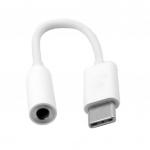 USB 3.1 Type-C USB-C to 3.5mm Audio Speakder Microphone Female Adapter