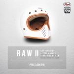 Raw Moto White
