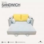 โซฟาเบด ฟองน้ำแน่น รุ่น Sandwich
