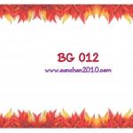 BG012 กระดาษแนพกิ้น 21x30ซม. ลายพื้นหลัง