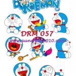 DRM057 กระดาษแนพกิ้น 21x30ซม. ลายโดราเอม่อน