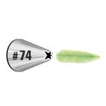 Wilton Leaf Tip 74