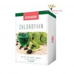 Amado Chlorophin อมาโด้ คลอโรฟิน บรรจุ 10 ซอง ราคา 485 บาท ส่งฟรี