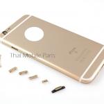 อะไหล่ไอโฟน อะไหล่ iphoneบอดี้ 6s สีทอง