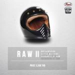 Raw Moto Gloss Black