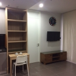 ให้เช่าคอนโด M Ladprao (เอ็ม ลาดพร้าว) 1 ห้องนอน 1 ห้องน้ำ ขนาด 26 ตรม ชั้น 26 ประตูห้อง Digital door lock