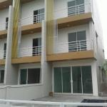 ให้เช่าโฮมออฟฟิศ ชินเขต 2/34 ตึกใหม่ 3 ชั้น 4 ห้องนอน 3 ห้องน้ำ พื้นที่ใช้สอย 196 ตรม.